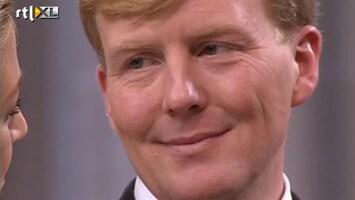 RTL Nieuws Van prins tot koning: portret van Willem Alexander