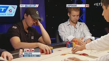 Rtl Poker: European Poker Tour - Uitzending van 19-01-2012