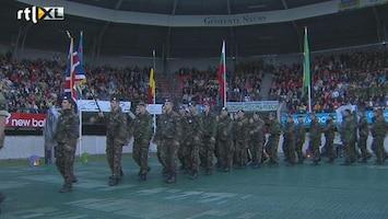 RTL Nieuws Vlaggenparade opent Vierdaagse