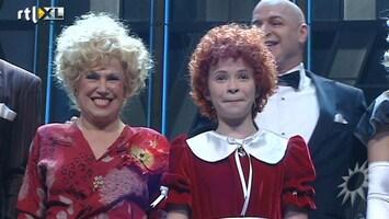 RTL Boulevard Premiere musical Annie
