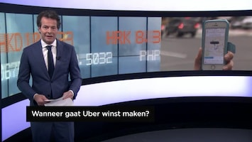 Wanneer gaat Uber winst maken?