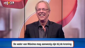 Wat Vindt Nederland? - Vader Máxima Op Bruiloft?