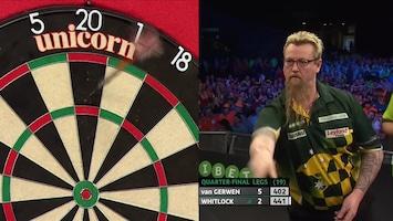 RTL 7 Darts: European Championship Afl. 4