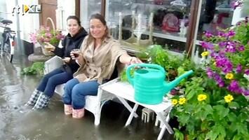 RTL Nieuws Zomer 2012: het regent, het regent...