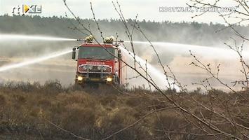 RTL Nieuws Verhoogde kans op natuurbranden