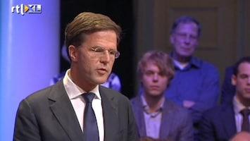 RTL Nieuws Potentiële premiers over leiderschap