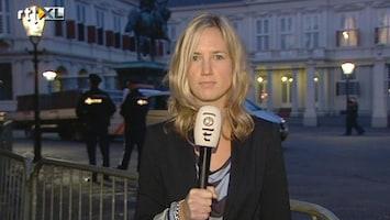 RTL Nieuws Den Haag klaar voor Prinsjesdag