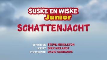Suske En Wiske Junior Schattenjacht
