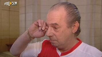 RTL Nieuws Feyenoord-fan in tranen na afblazen nieuw stadion