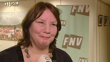 RTL Nieuws Vakbond reorganiseert, Jongerius weg