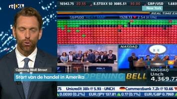 Rtl Z Opening Wall Street - Afl. 151