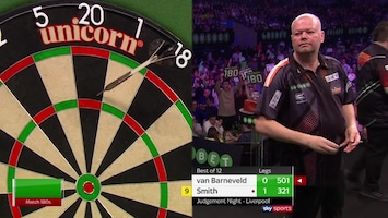 RTL 7 Darts: Premier League Afl. 9