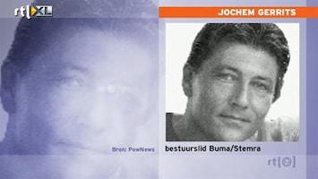 RTL Nieuws Buma/Stemra-lid Gerrits neemt ontslag