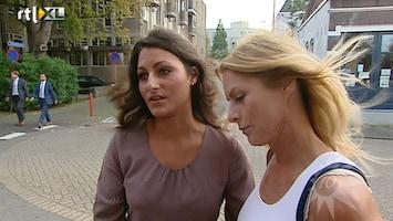RTL Boulevard Kiki en Milika Peterzon over breuk met Jurgen Smit