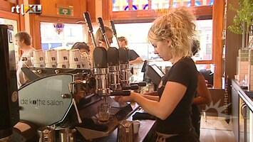 RTL Boulevard De trends in koffie