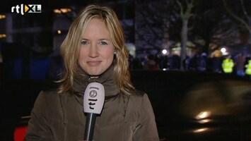 RTL Nieuws 'Vrees voor escalatie bij tentenkamp Osdorp'