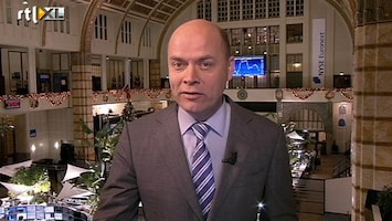RTL Nieuws Mathijs Bouman: economie op het dieptepunt