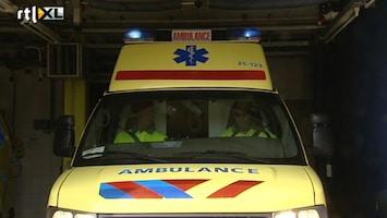 RTL Nieuws Ambulancemedewerkers voeren actie
