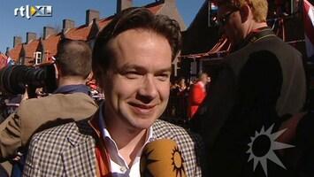 RTL Boulevard Royalty-reporter Antoin Peeters debuteert