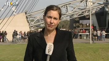 RTL Nieuws 'Duizenden mensen bij herdenking Lommel'