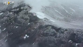 RTL Nieuws Vulkaan Tongariro Nieuw-Zeeland overviel iedereen