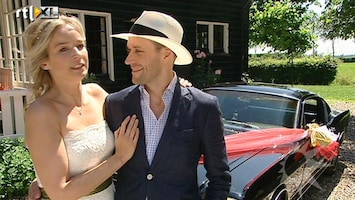RTL Boulevard Daphne Lammers getrouwd