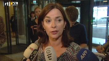 RTL Nieuws Sap duikt op: positie niet aan de orde