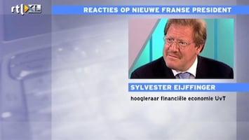 RTL Nieuws 'Al beetje afscheid genomen van Griekenland'