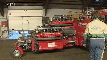 Truck & Tractor Pulling - Indoor Zwolle