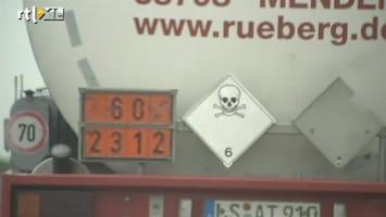 RTL Nieuws Misstanden bij vervoer gevaarlijke stoffen