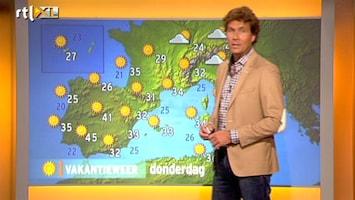 RTL Nieuws Het Vakantieweer in Europa