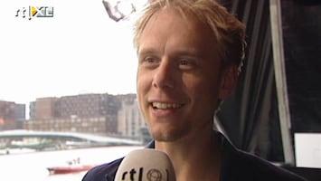 Editie NL Armin van Buuren bloednerveus