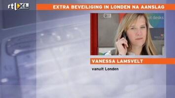 RTL Nieuws Angst onder inwoners Londen na aanslag