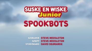 Suske En Wiske Junior - Spookbots