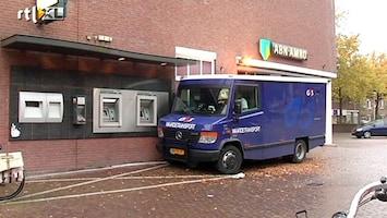 RTL Nieuws Twee overvallen op geldwagens