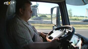 RTL Nieuws Nederlandse chauffeurs bang voor liberalisering