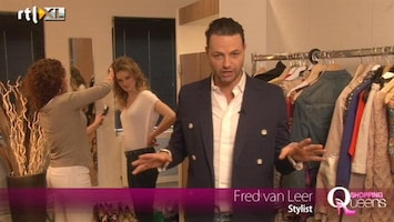 Shopping Queens Fred backstage: Essentials week 10, de pantalon