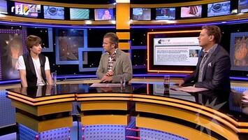 RTL Boulevard Optreden Ralf Mackenbach doelwit grappenmakers