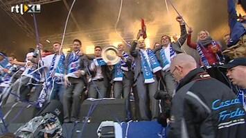 RTL Nieuws Zwolle juicht voor kampioenen