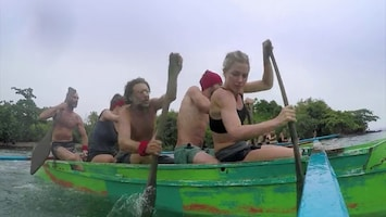 Expeditie Robinson Afl. 8