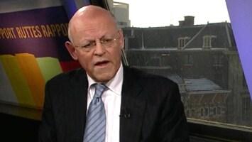 RTL Nieuws Rosenthal: hardere sancties tegen Syrië