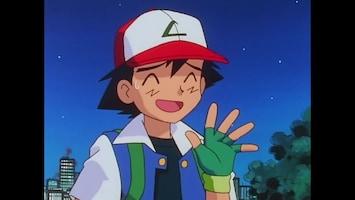 Pokémon De strijd tussen Haunter en Kadabra