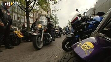 RTL Nieuws 'Leden motorclub mogen niet bij overheid werken'