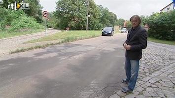 RTL Nieuws Worsteling met muurverleden nog zichtbaar