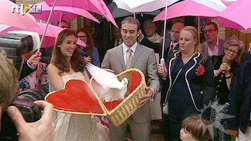 RTL Boulevard Joris Mathijsen stapt in het huwelijksbootje