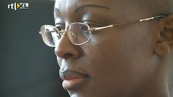 RTL Nieuws Cel dreigt voor teruggekeerde asielzoekster Ingabire
