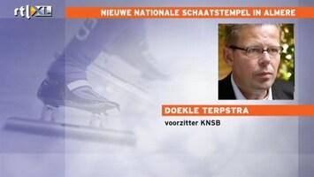 RTL Nieuws 'Een evenement per jaar in Almere'