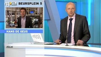 RTL Z Nieuws 11:00 Engelse economie groeit met 0,5 procent; bouw blijft zorgenkindje
