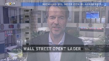 RTL Z Opening Wallstreet Afl. 194