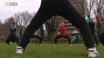 Editie NL Zwangere moet meer sporten